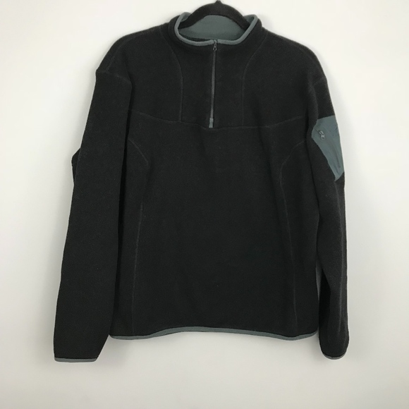 3c07df04b2 Arc'teryx Sweaters | Arcteryx Womens 14 Zip Polartec Fleece Pullover ...